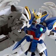 MG 1/100 Wing Gundam Zero EW + Drei Zwerg [Special Coating Custom] Plastic Model ( APR 2018 )