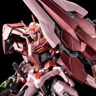 MG 1/100 TRANS-AM 00 Gundam Seven Sword/G (SPECIAL COATING) Plastic Model