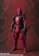 Meisho MANGA REALIZATION Kabukimono Deadpool Action Figure (Completed)