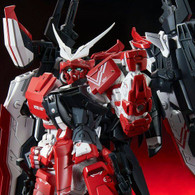 MG 1/100 Gundam Astray Turn Red Plastic Model ( IN STOCK )