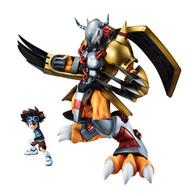 Precious G.E.M. Series Digimon Adventure WarGreymon & Taichi Yagami