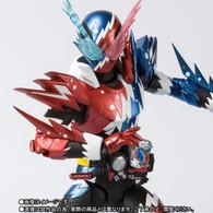 S.H.Figuarts Kamen Rider Build Rabbittank Sparkling Form Action Figure (Completed)