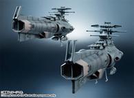 Kikan Taizen 1/2000 U.N.C.F Dreadnought Class (2 Vessels) (Completed)