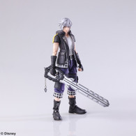 Kingdom Hearts III Bring Arts Riku Action Figure (Completed)