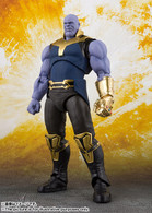 S.H.Figuarts Thanos (Avengers: Infinity War) Action Figure (Completed)