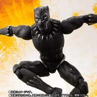 S.H.Figuarts Black Panther (Avengers: Infinity War) Action Figure