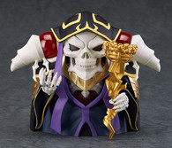 Nendoroid Ainz Ooal Gown Action Figure