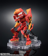 Nxedge Style [EVA UNIT] EVA-02 [TV Ver.] Action Figure