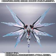 METAL Robot Spirit Side MS Wing of light & Hi-MAT Full Burst Effect Set
