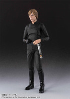 S.H.Figuarts Luke Skywalker (Episode VI) Action Figure ( Rerelease )