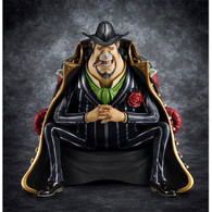 Portrait.Of.Pirates One Piece S.O.C Capone Gang Bege 1/8 PVC Figure