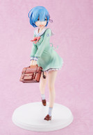 Rem: High School Uniform Ver. 1/7 PVC Figure