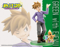 ARTFX J Green with Eevee 1/8 PVC Figure