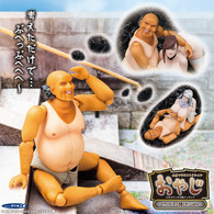 Oyaji School Swimsuit Suntan Ver. 1/12 Action Figure