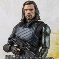 S.H.Figuarts Bucky (Avengers: Infinity War) Action Figure ( IN STOCK )
