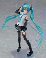 figma Hatsune Miku V4X Action Figure