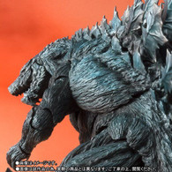 S.H.MonsterArts Godzilla Earth Action Figure