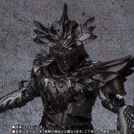S.H.Figuarts Kamen Rider Crow Amazon Action Figure
