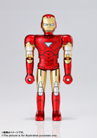 Chogokin Heros Iron Man Mark 6