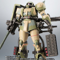 Robot Spirit Side MS MS-06J Zaku II Wetland Type ver. A.N.I.M.E. Action Figure