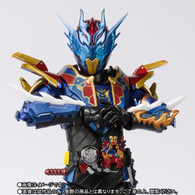 S.H.Figuarts Kamen Rider Great Cross-Z Action Figure
