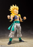 S.H.Figuarts Super Saiyan Gotenks Action Figure ( IN STOCK )