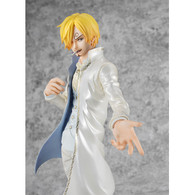 Portrait.Of.Pirates One Piece LIMITED EDITION Sanji Ver.WD 1/8 PVC Figure