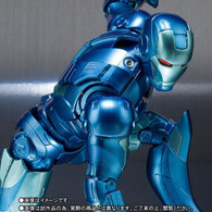 S.H.Figuarts Iron Man MK-3 Blue Stealth Color Action Figure