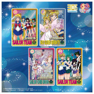 Carddass 30th Anniversary Best Selection Set Pretty Guardian Sailor Moon Graffiti ver.