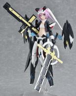 figma Alice Gear Aegis - Yotsuyu Hirasaka Action Figure