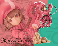 Sword Art Online Alternative Gun Gale Online - Llenn 1/7 PVC Figure