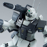 MG 1/100 RGC-80 GM Cannon (White Dingo Colors) Plastic Model ( NOV 2018 )