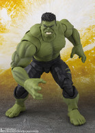 S.H.Figuarts Hulk (Avengers: Infinity War) Action Figure ( IN STOCK )