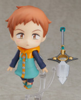Nendoroid The Seven Deadly Sins: Revival of The Commandments - King Action Figure