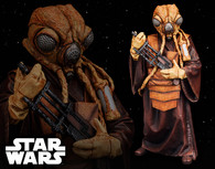 ARTFX+ Star Wars - Bounty Hunter Zuckuss 1/10 PVC Figure