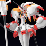 MODEROID Darling in the FranXX - Strelitzia Action Figure