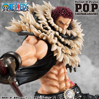 Portrait.Of.Pirates One Piece SA-MAXIMUM Charlotte Katakuri PVC Figure ( IN STOCK )