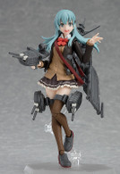 figma Kantai Collection -KanColle- Suzuya Kai-II Action Figure