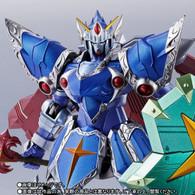 METAL Robot Spirit Side Full Armor Knight Gundam (Real type ver.) Action Figure