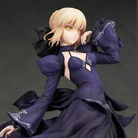 Fate/Grand Order - Saber/Altria Pendragon (Alter) Dress Ver. 1/7 PVC Figure