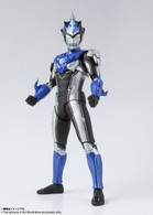 S.H.Figuarts Ultraman Blu Aqua Action Figure (with bonus)