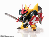 NXEDGE STYLE [MASHIN UNIT] Jakomaru From (Mashin Hero Wataru) Action Figure