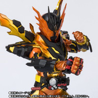 S.H.Figuarts Kamen Rider Cross-Z Magma Action Figure