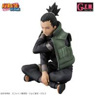 G.E.M. Series Naruto Shippuden Shikamaru Nara  PVC Figure
