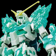 HG 1/144 Gundam Base Tokyo Limited Unicorn Gundam (Luminous Crystal Body) Plastic Model
