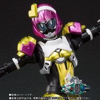 S.H.Figuarts Kamen Rider POPPY Toki Meki Crisis Gamer levelX Action Figure ( IN STOCK )