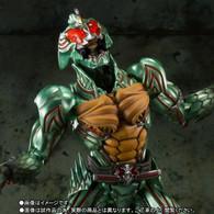 S.I.C. Kamen Rider Amazon Omega Action Figure