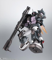 Robot Spirit Side MS MS-06R-1A High Mobility Type Zaku II Ver. A.N.I.M.E. Black Tri-Stars Action Figure