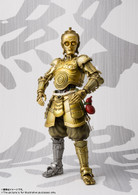 Meisho Movie Realization Translation Machine C-3PO (Star Wars) Action Figure ( IN STOCK )