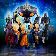 HG Dragon Ball Super The 6th Universe PVC Figure
